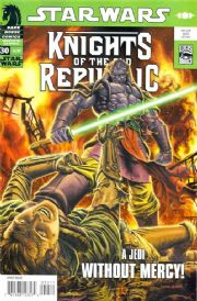 Star Wars: Knights of the Old Republic #30 (2008) Dark Horse comic book
